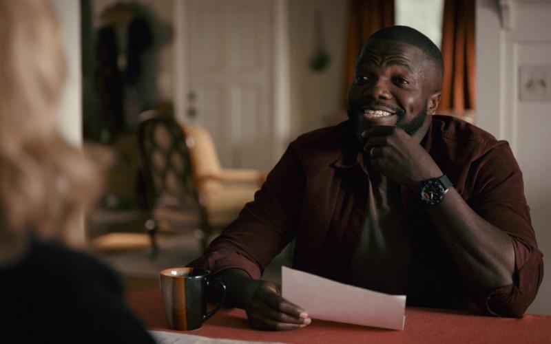 5.11 Tactical Watch of Reno Wilson as Stanley Hill in Good Girls S04E09 Chef Boyardee (2021)