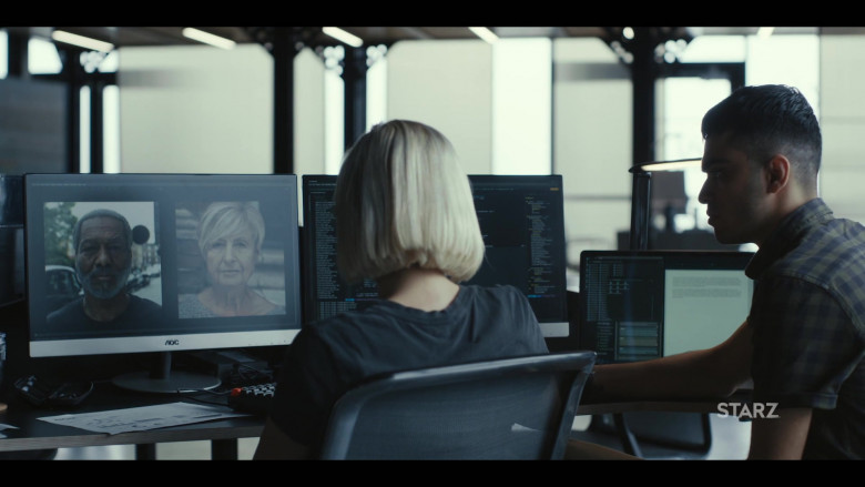AOC Computer Monitors in The Girlfriend Experience S03E01 (2)