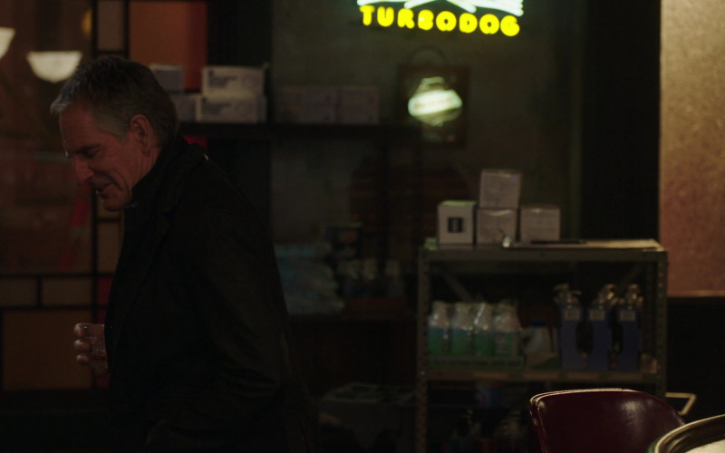 Abita Turbodog Beer Sign in NCIS New Orleans S07E13 (1)