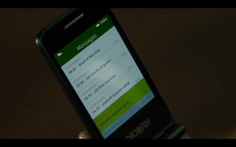 Alcatel Mobile Phone in Panic S01E05 (3)