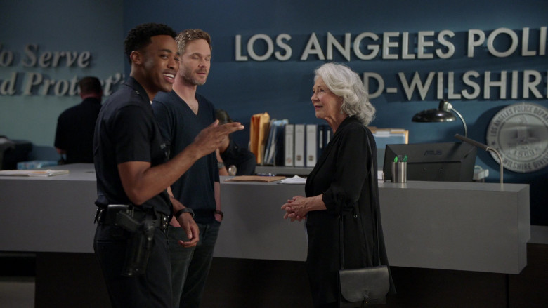 Asus Monitor in The Rookie S03E14 Threshold (2021)