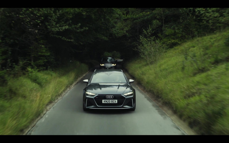 Audi RS6 Avant Sports Car in The Girlfriend Experience S03E06 TV Show 2021 (1)
