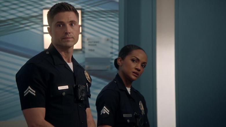Axon Police Body Cameras in The Rookie S03E12 (1)