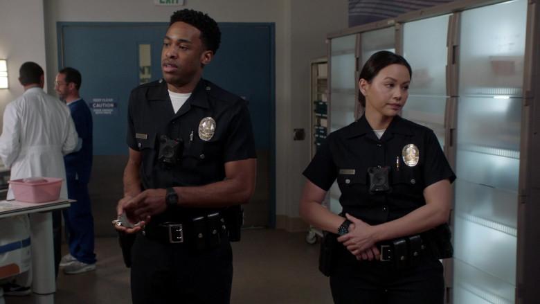 Axon Police Body Cameras in The Rookie S03E12 (2)