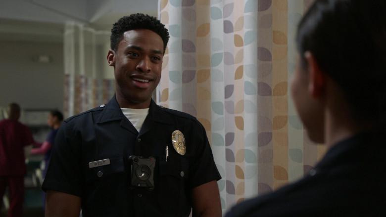 Axon Police Body Cameras in The Rookie S03E12 (3)