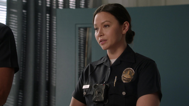 Axon Police Body Cameras in The Rookie S03E12 (5)