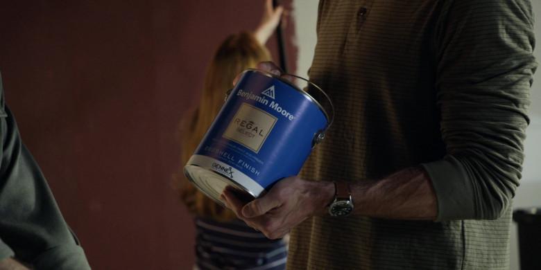 Benjamin Moore Regal Select Interior Paint in Walker S01E10 (2)