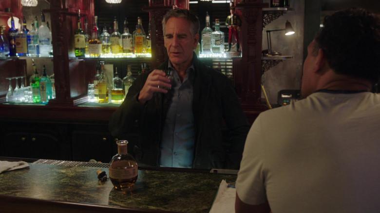 Blanton's Single Barrel Bourbon Whiskey Enjoyed by Scott Bakula in NCIS New Orleans TV Show (1)