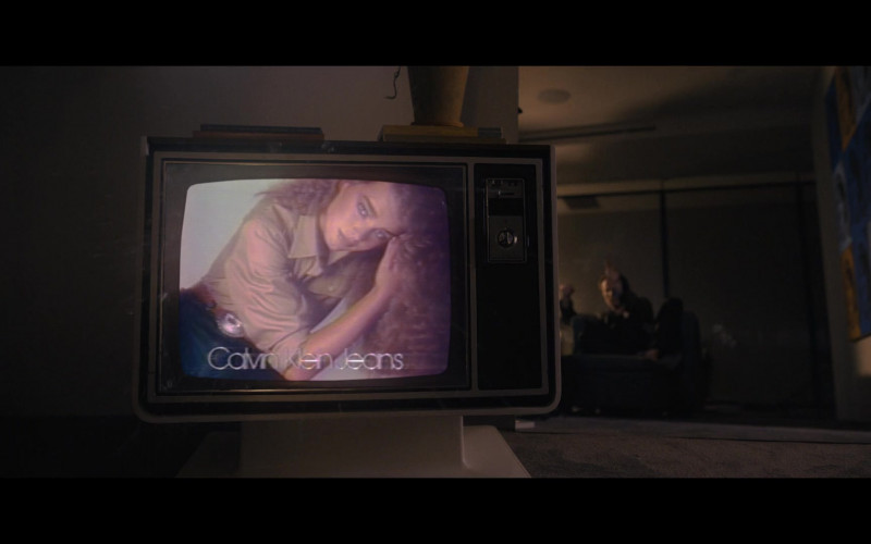 Calvin Klein Jeans TV Ad in Halston E04 The Party's Over (2021)