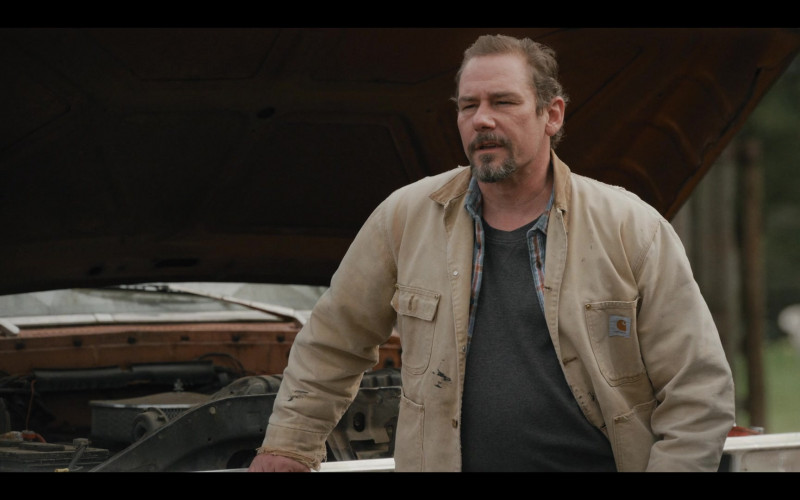Carhartt Men's Jacket in Shrill S03E04 Ranchers (2021)