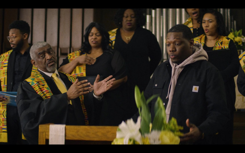 Carhartt Men's Jackets in That Damn Michael Che S01E06 (1)