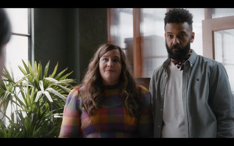 Carhartt Men's Shirt in Shrill S03E08 Move (2021)