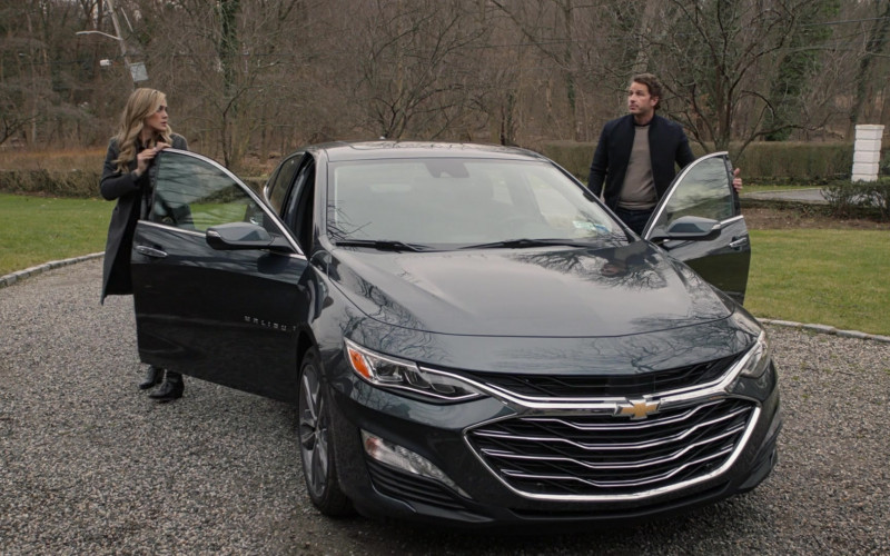 Chevrolet Malibu Car in Manifest S03E08 TV Show (2)
