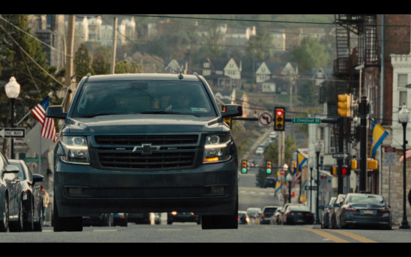 Chevrolet Tahoe Car in Mare of Easttown S01E07 Sacrament (2021)
