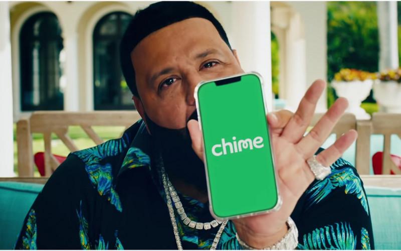 Chime App in I Did It by DJ Khaled (1)