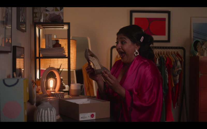 Christian Louboutin Shoes of Punam Patel as Kim Laghari in Special S02E03 That's The Way The Boys Are (5)