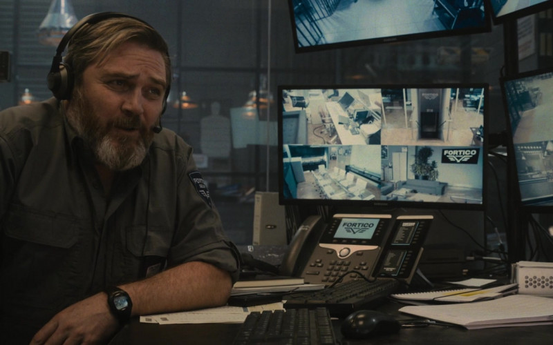 Cisco Phone and Samsung Monitors in Wrath of Man (2)