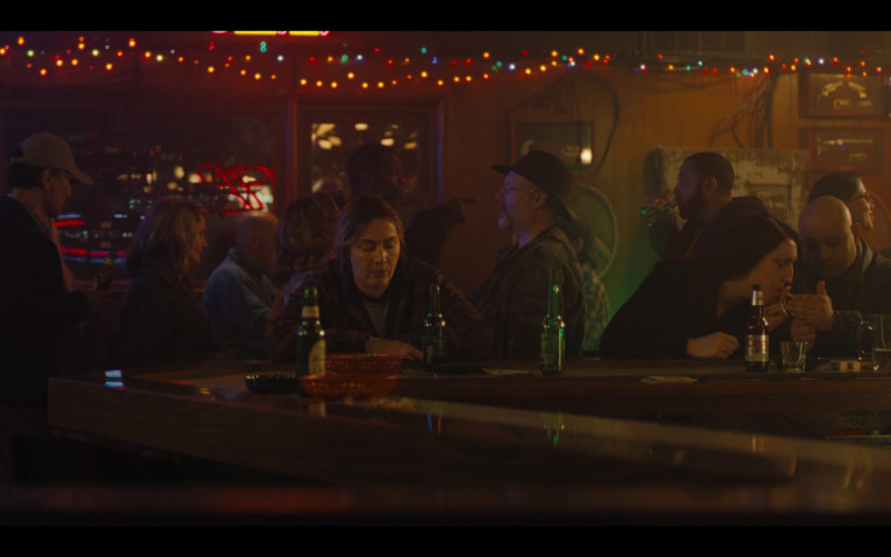 Coors Light Beer Bottle in Mare of Easttown S01E03 Enter Number Two (2021)