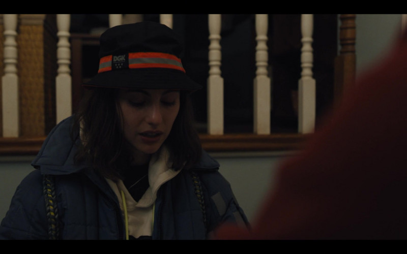 DGK Bucket Hat in Mare of Easttown S01E04 Poor Sisyphus (2021)