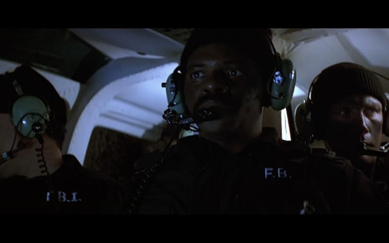 David Clark Aviation Headset in Patriot Games (1992)