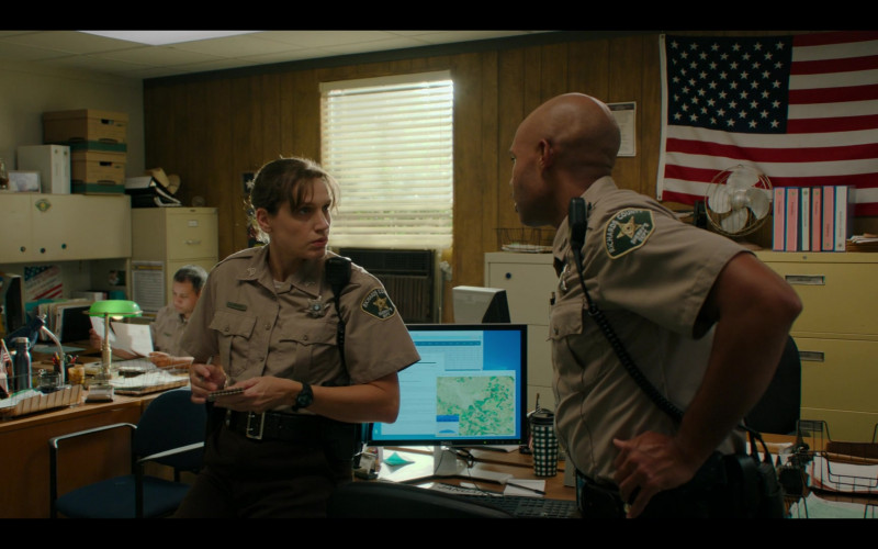 Dell Monitor in Panic S01E09 Cages (2021)