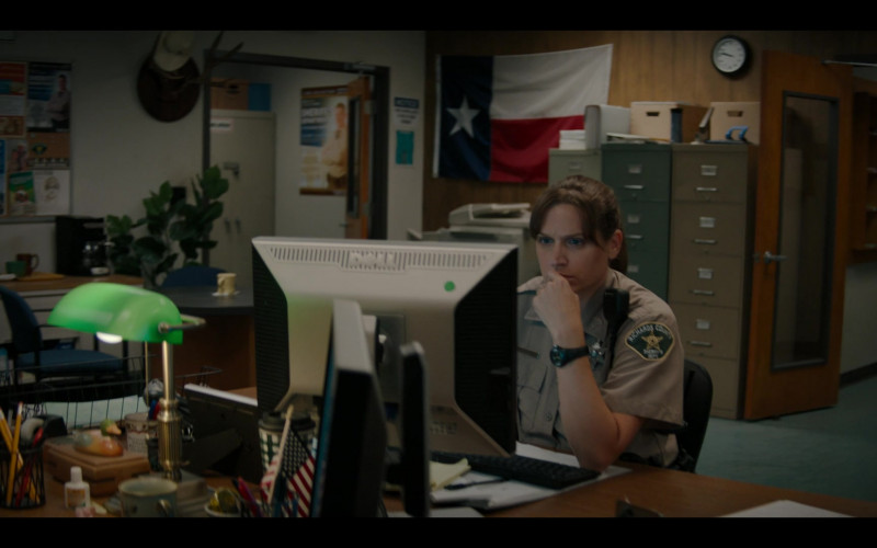 Dell Monitor in Panic S01E10 Joust (2021)