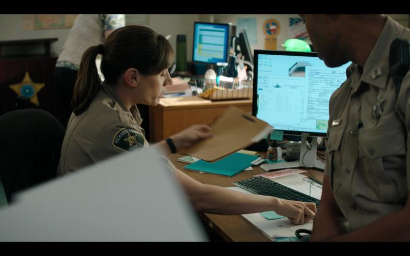 Dell PC Monitor in Panic S01E07 Trust (2021)