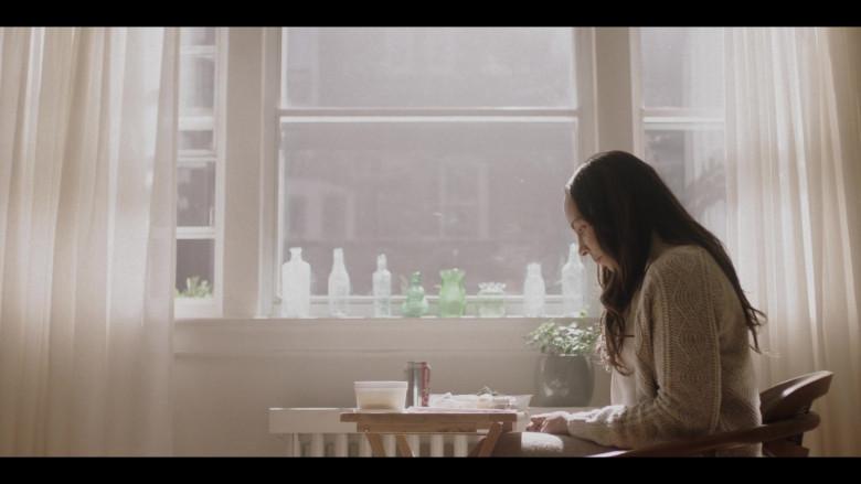 Diet Coke Soda Enjoyed by Amanda Brugel as Rita Blue in The Handmaid's Tale S04E04 TV Show 2021