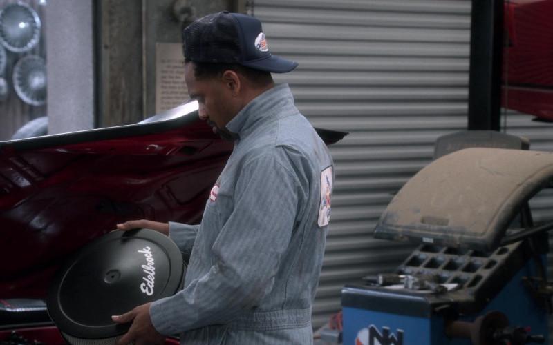 Edelbrock in The Upshaws S01E03 Joy Ride (2021)