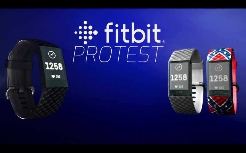 Fitbit Activity Trackers in That Damn Michael Che S01E01 (2)