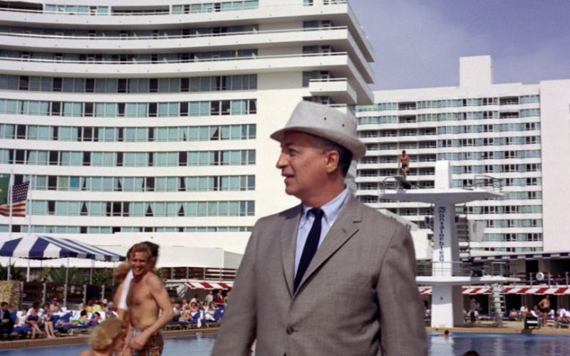 Fontainebleau Miami Beach Hotel in Goldfinger (1964)