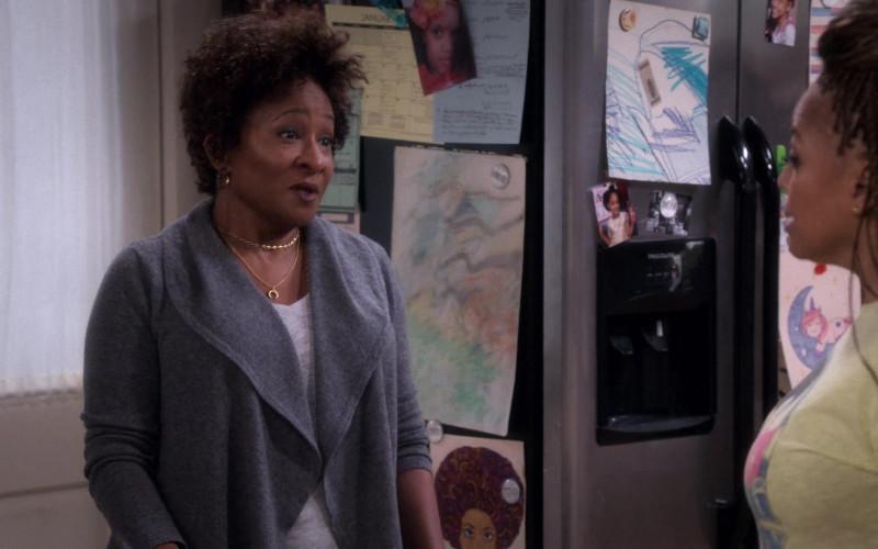 Frigidaire Refrigerator in The Upshaws S01E01 Birthday B.S. (2021)