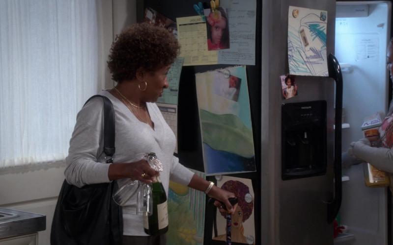 Frigidaire Refrigerator in The Upshaws S01E07 Yard Sale (1)