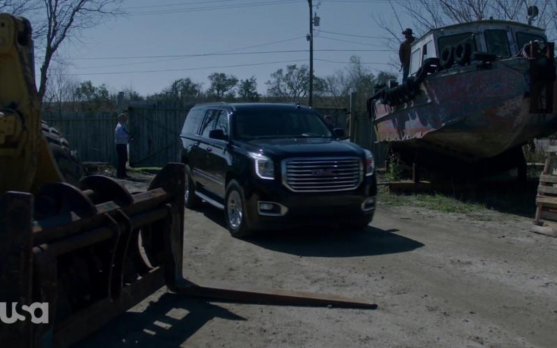 GMC Yukon XL Car in Queen of the South S05E08 Todo Lo Que Toco (2021)