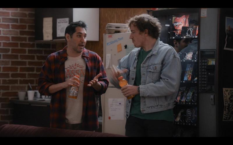 Gatorade, Doritos, Mike & Ike, Twix, Snickers, M&M's in Shrill S03E02 Will (2021)