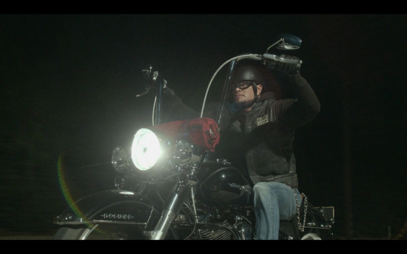 Harley-Davidson Motorcycle of J. D. Pardo as Ezekiel 'EZ' Reyes in Mayans M.C. S03E09 The House of Death Floats By (2021)