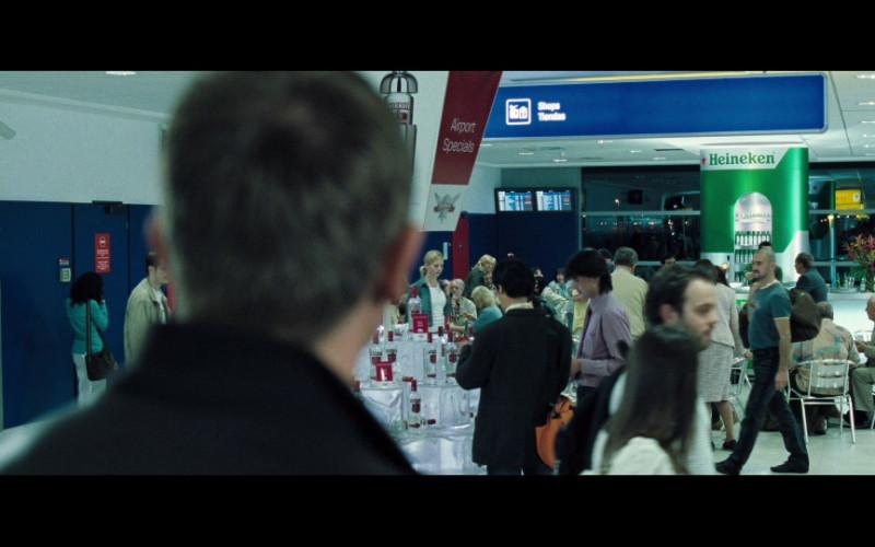 Heineken in Casino Royale (2006)