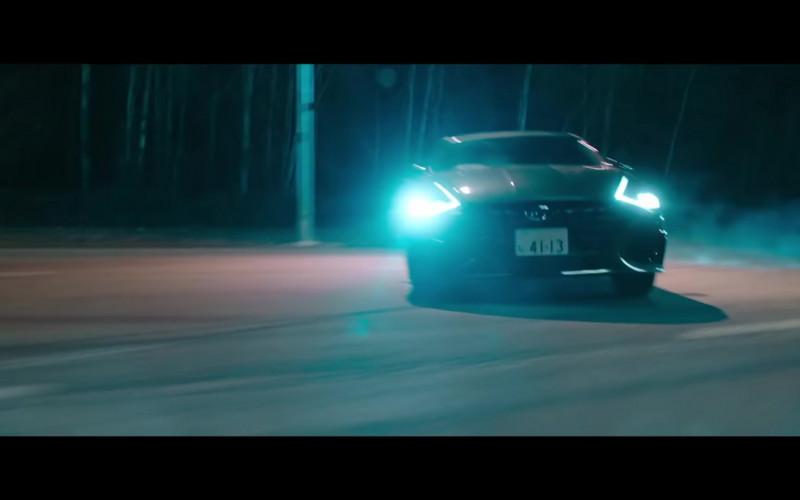 Hyundai Cars in Snake Eyes G.I. Joe Origins (1)