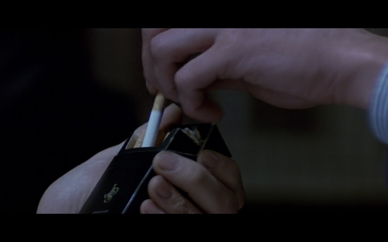 JPS John Player Special cigarettes in Patriot Games (1992)