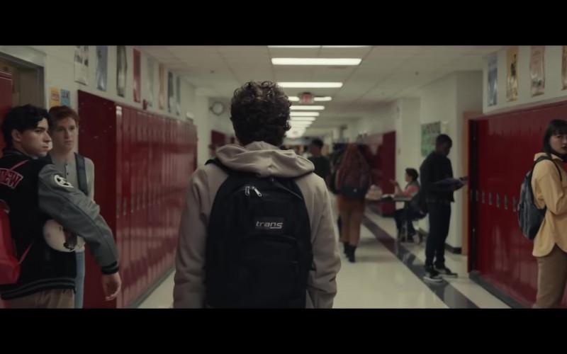 Jansport Trans Backpack of Ben Platt in Dear Evan Hansen (1)
