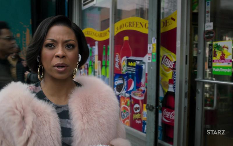 Kit Kat, Oreo, Fanta, Pringles, Advil, Red Bull, Pepsi, Lay's in Run the World S01E01 Phenomenal Women (2021)
