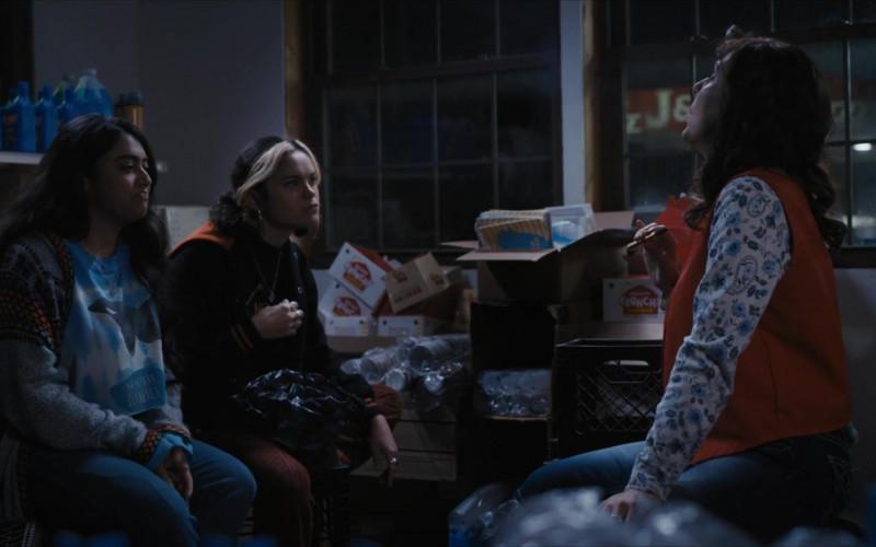 Krispy Krunchy Chicken in Plan B (2021)