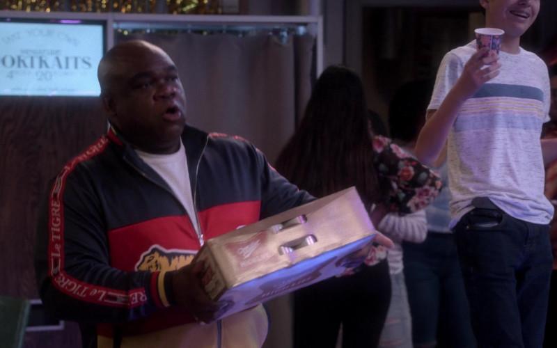 Le Tigre Men's Jacket in The Upshaws S01E01 Birthday B.S. (2021)