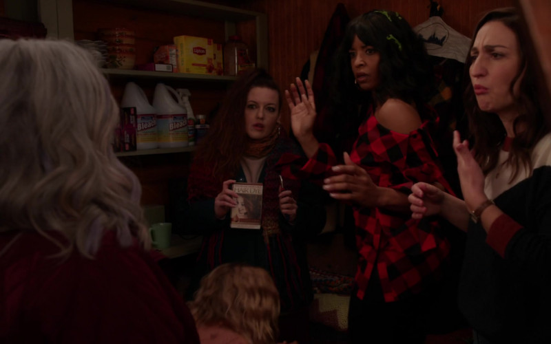 Lipton Tea in Girls5eva S01E05 Catskills (2021)