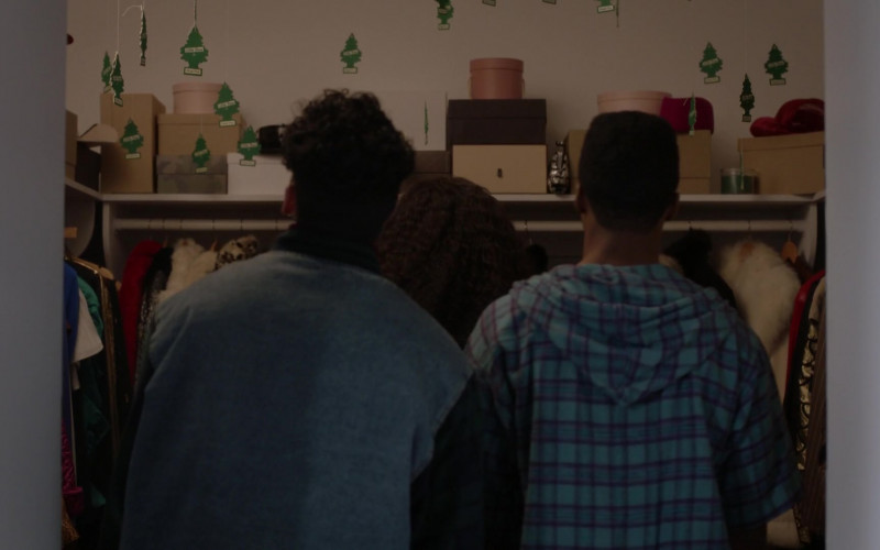 Little Trees Air Fresheners in Pose S03E03 The Trunk (2021)