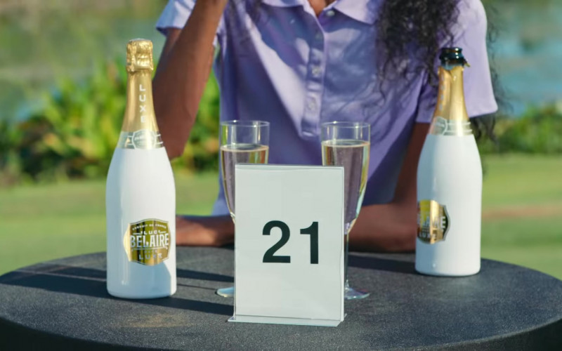 Luc Belaire Luxe Champagne in LET IT GO by DJ Khaled (3)