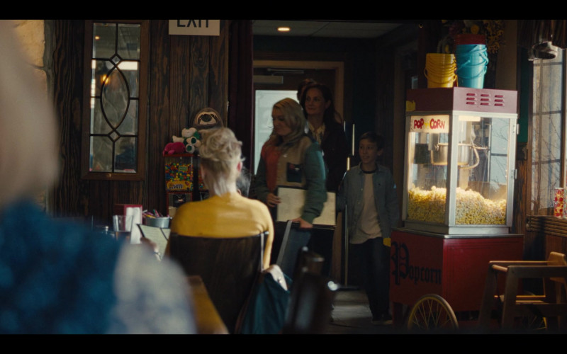 M&M's Candies in Mare of Easttown S01E07 Sacrament (2021)
