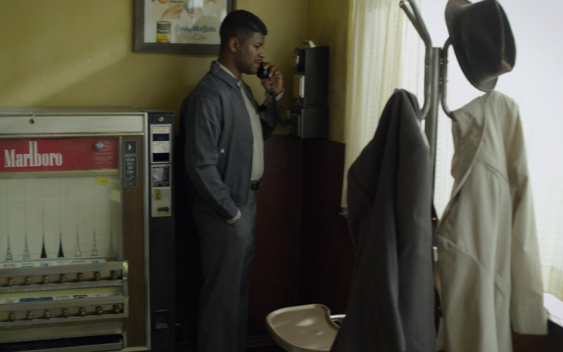 Marlboro Cigarettes in Godfather of Harlem S02E04 The Geechee (2021)