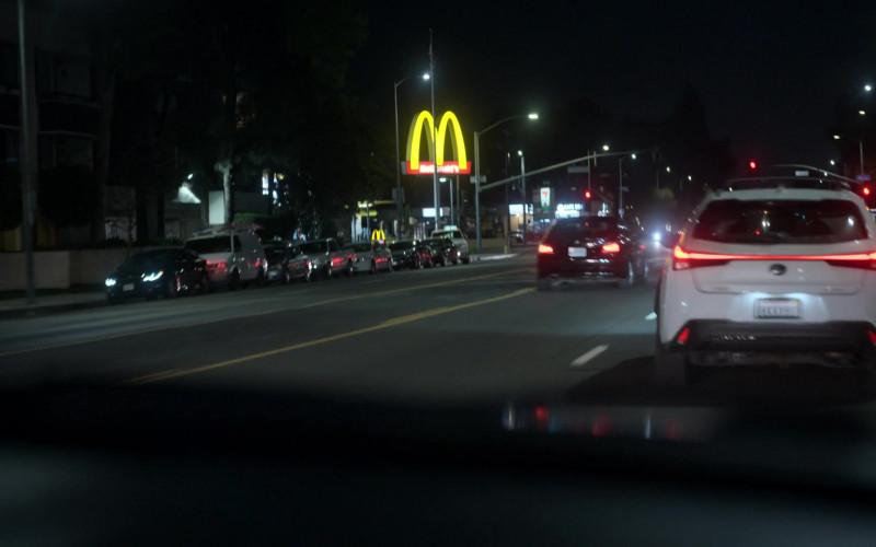 McDonald's Restaurant in Lucifer S05E13 A Little Harmless Stalking (2021)