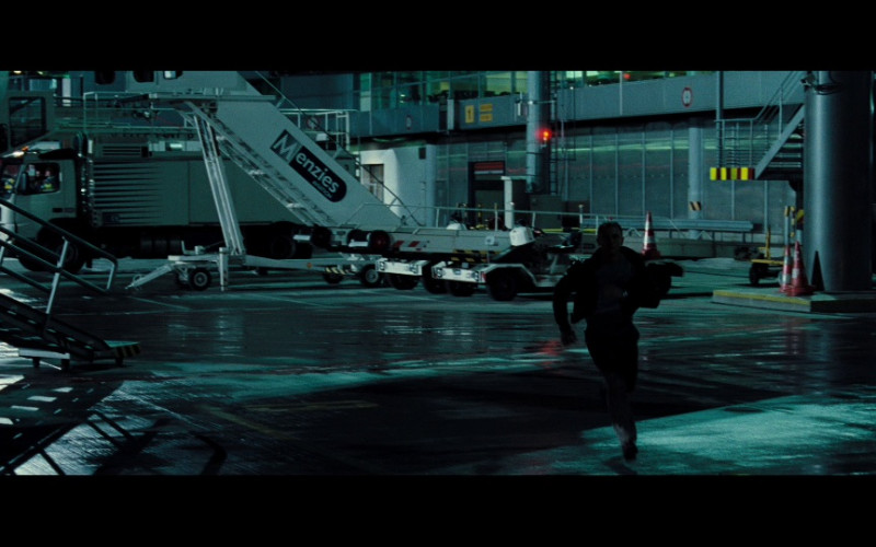 Menzies Aviation in Casino Royale (2006)